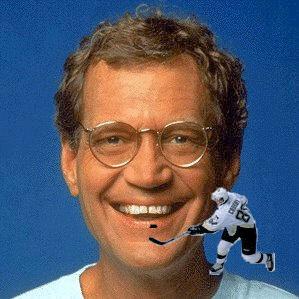 Sidney Crosby Letterman