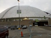 One last look at the old Igloo.
