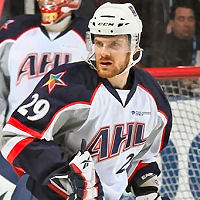 Brett Sterling AHL All-Star