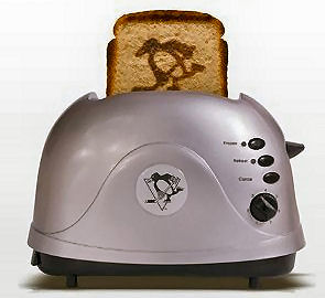 Pittsburgh Penguins Toaster
