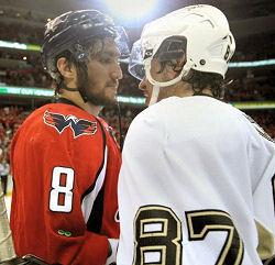 Crosby Ovechkin Handshake