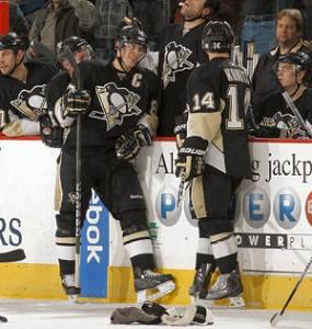 Crosby Hat Trick