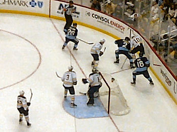 Penguins vs. Sabres Oct 2011