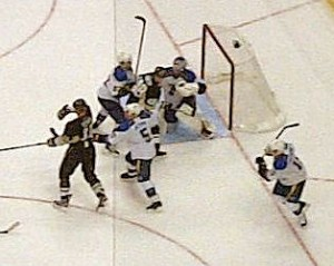 Penguins vs Blues