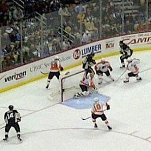 Pens vs Flyers
