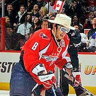 Ovechkin Funny Hat