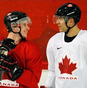 Crosby & Iginla